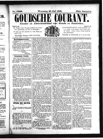 Goudsche Courant 1909-07-28
