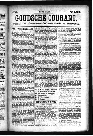 Goudsche Courant 1887-07-17
