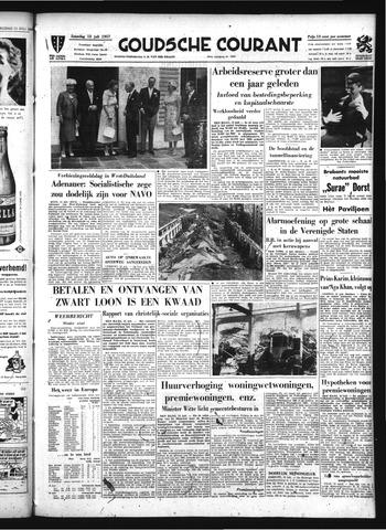 Goudsche Courant 1957-07-13
