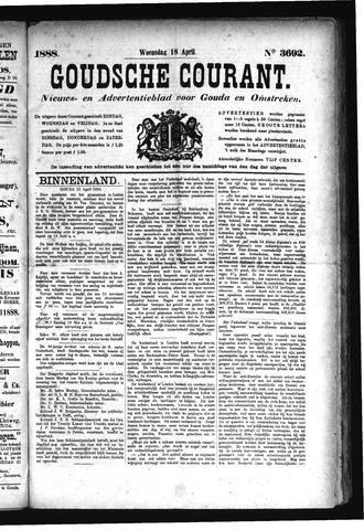 Goudsche Courant 1888-04-18