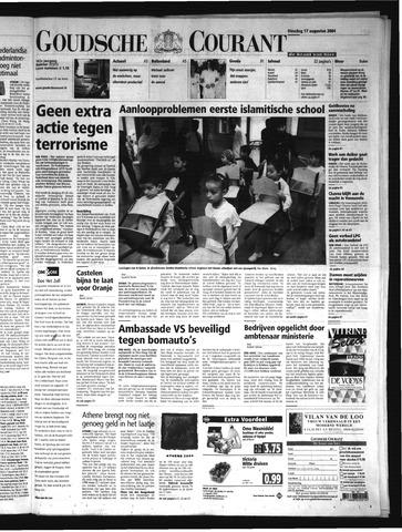 Goudsche Courant 2004-08-17