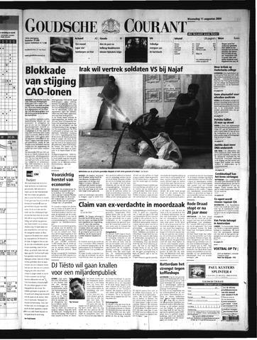 Goudsche Courant 2004-08-11