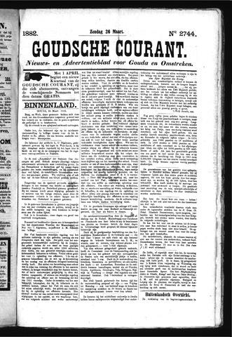 Goudsche Courant 1882-03-26