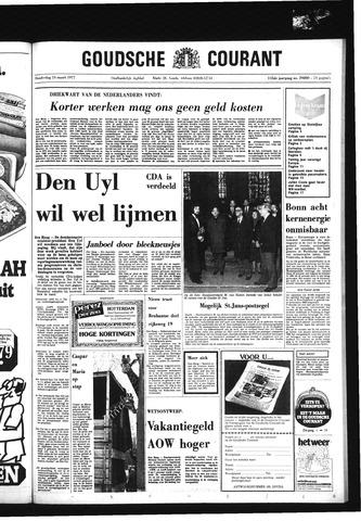 Goudsche Courant 1977-03-24