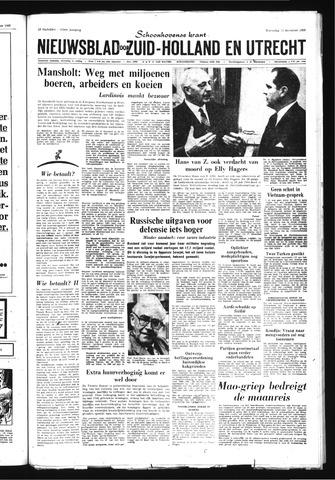 Schoonhovensche Courant 1968-12-11