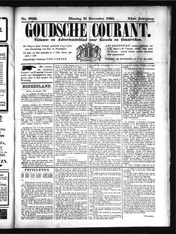 Goudsche Courant 1895-12-31