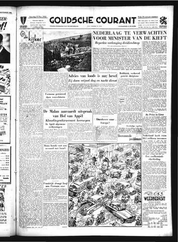Goudsche Courant 1952-11-15
