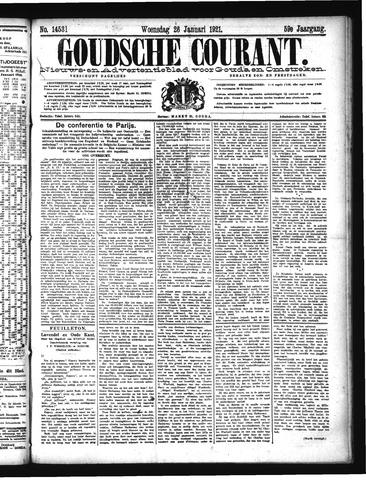 Goudsche Courant 1921-01-26