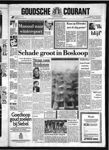 Goudsche Courant 1985-02-13