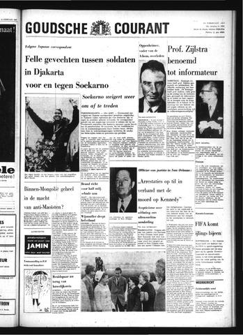 Goudsche Courant 1967-02-20