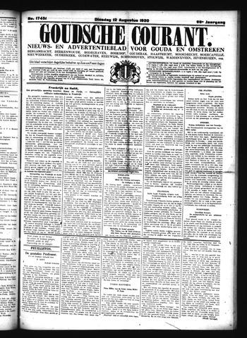 Goudsche Courant 1930-08-12