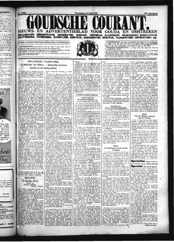 Goudsche Courant 1937-04-14