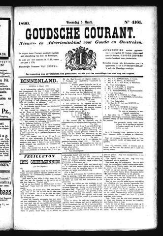 Goudsche Courant 1890-03-05