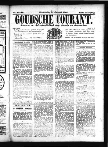 Goudsche Courant 1907-01-31
