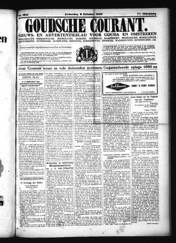 Goudsche Courant 1932-10-08
