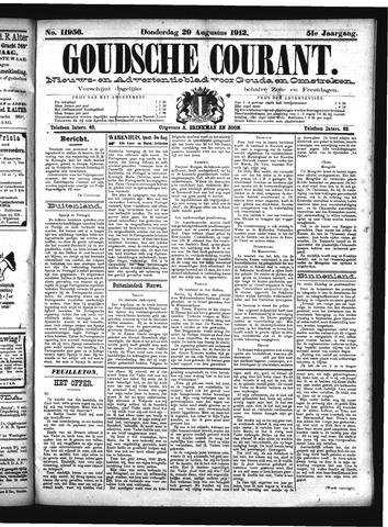 Goudsche Courant 1912-08-29