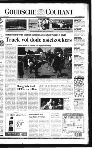 Goudsche Courant 2000-06-19