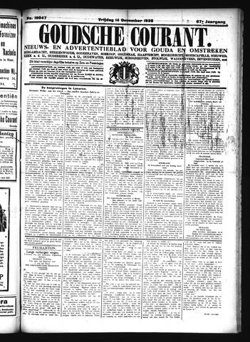 Goudsche Courant 1928-12-14