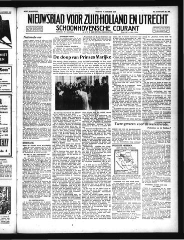 Schoonhovensche Courant 1947-10-10