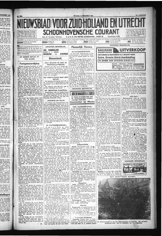 Schoonhovensche Courant 1930-12-12