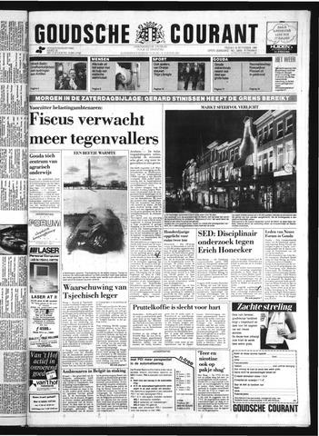 Goudsche Courant 1989-11-24