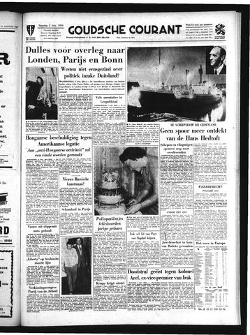 Goudsche Courant 1959-02-02