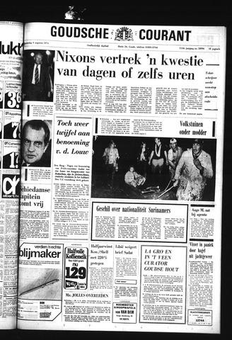 Goudsche Courant 1974-08-08