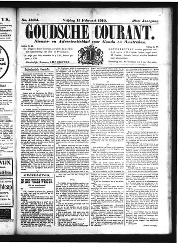 Goudsche Courant 1910-02-11