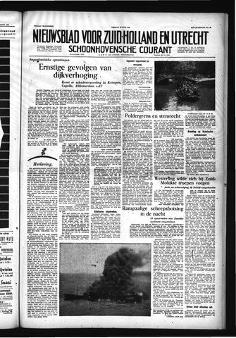Schoonhovensche Courant 1955-06-10