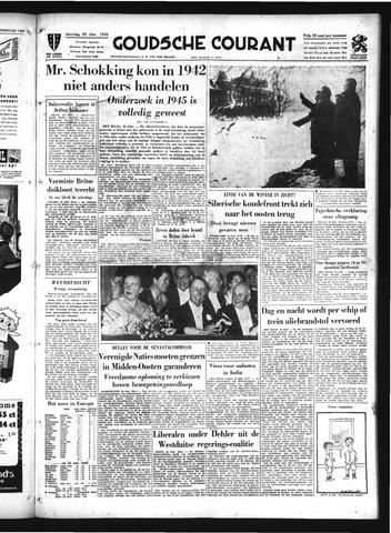 Goudsche Courant 1956-02-25