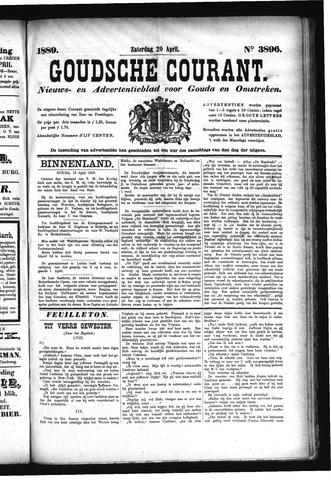 Goudsche Courant 1889-04-20