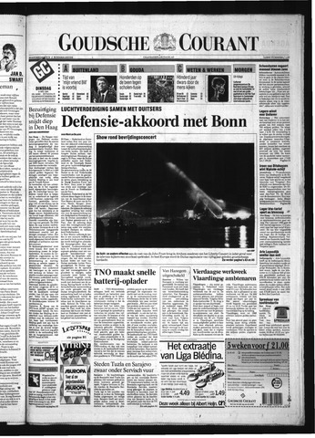 Goudsche Courant 1995-05-09