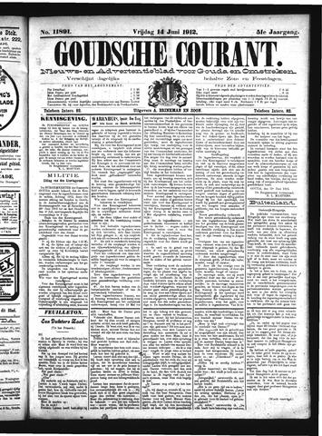 Goudsche Courant 1912-06-14
