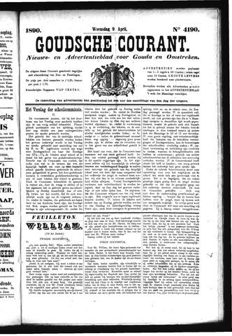 Goudsche Courant 1890-04-09