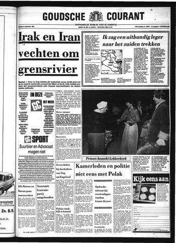 Goudsche Courant 1980-09-22