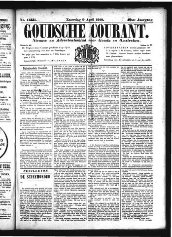 Goudsche Courant 1910-04-09