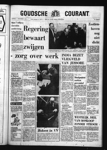 Goudsche Courant 1971-12-07