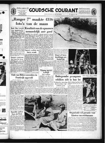Goudsche Courant 1964-08-01