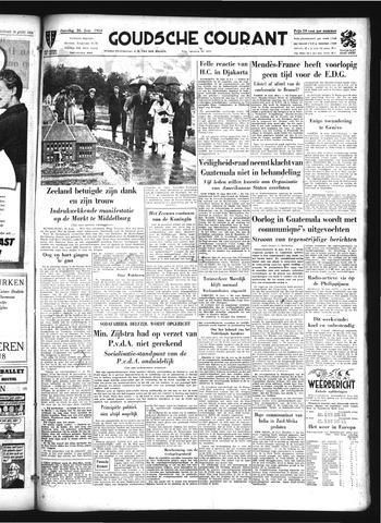 Goudsche Courant 1954-06-26