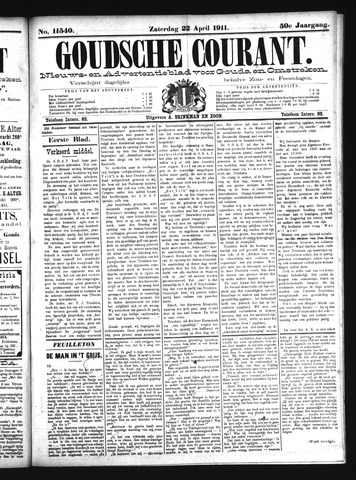 Goudsche Courant 1911-04-22