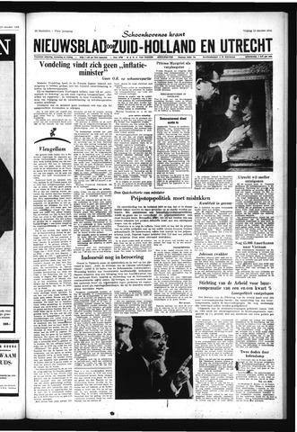 Schoonhovensche Courant 1965-10-15