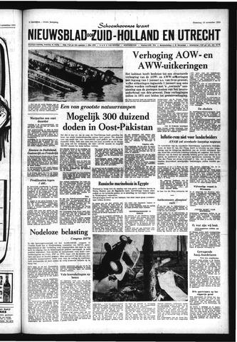 Schoonhovensche Courant 1970-11-16