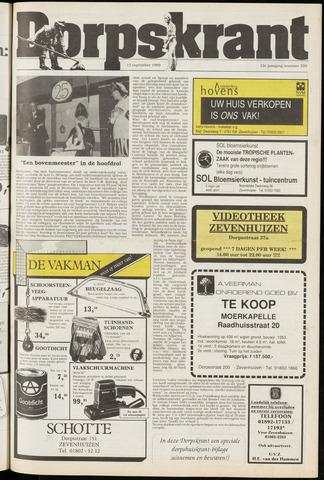 Dorpskrant 1989-09-13