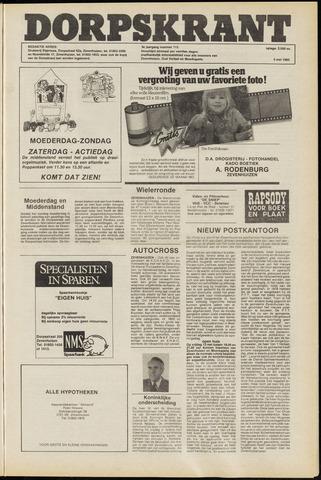 Dorpskrant 1983-05-05
