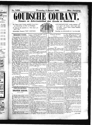 Goudsche Courant 1898-01-05