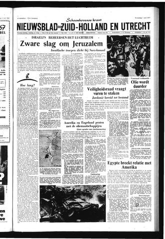 Schoonhovensche Courant 1967-06-07