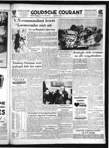 Goudsche Courant 1960-10-12