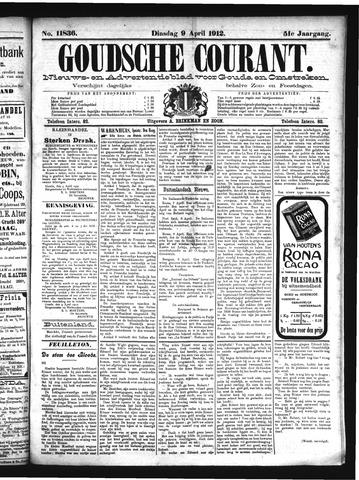 Goudsche Courant 1912-04-09