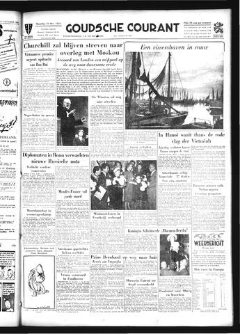 Goudsche Courant 1954-10-11