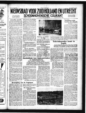 Schoonhovensche Courant 1950-03-10